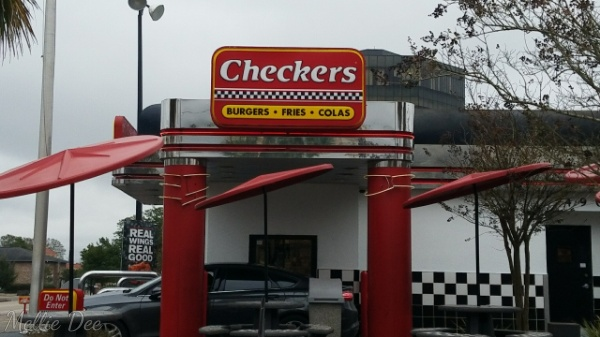 Checkers Drive-In | Beaumont, Texas