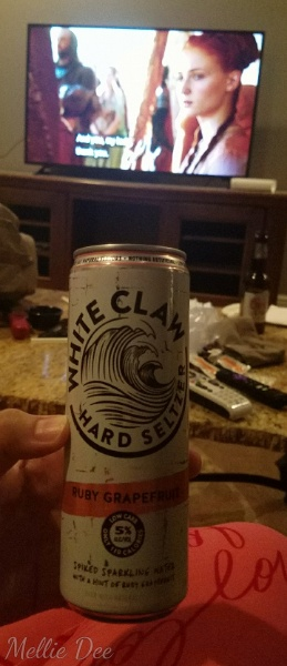 Game of Thrones and White Claw Hard Seltzer Ruby Grapefruit | Lake Charles, Louisiana