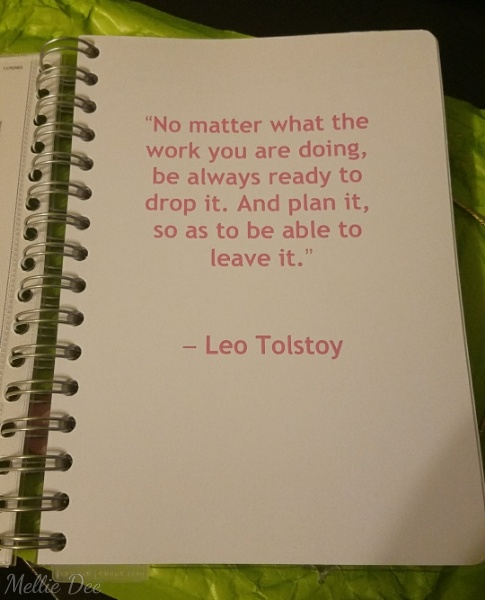 Personal Planner | Quote Page
