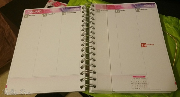 Personal Planner | Weekly Page