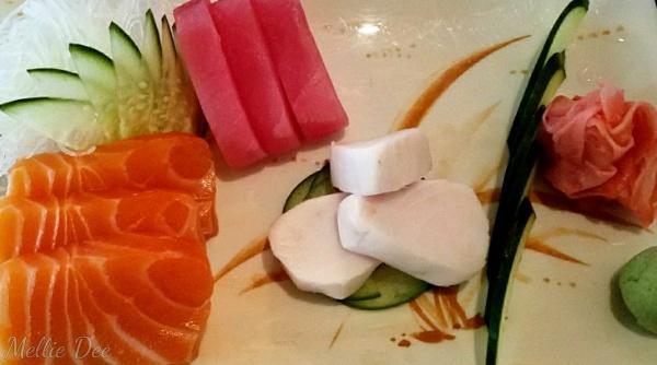 Sakura Asian Bistro | Richmond, Texas | Sashimi Lunch