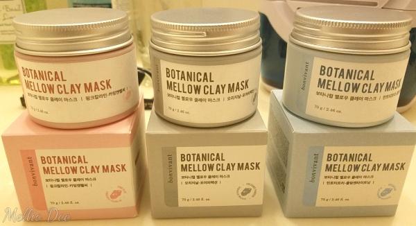 2018 | 039/365 | Bonvivant Botanical Mellow Clay Mask