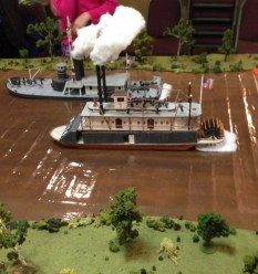ACW mississippi steam boats