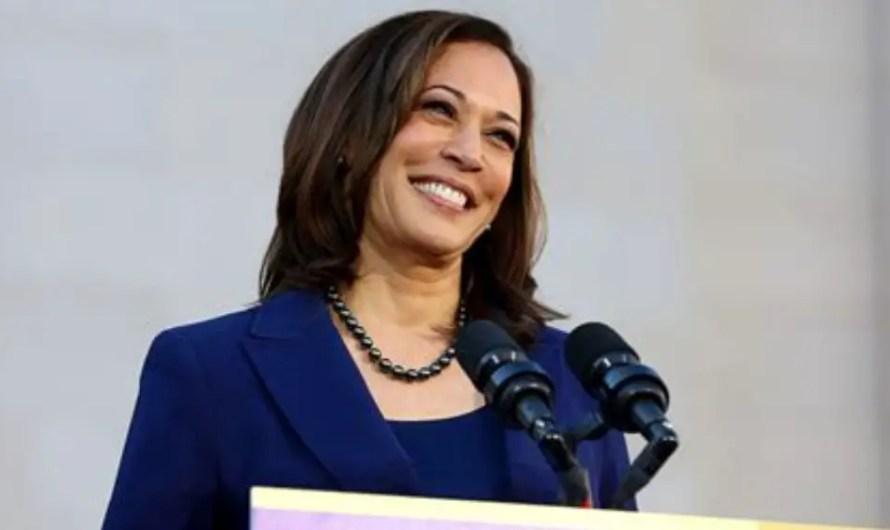 Joe had the audacity to pick a woman as Vice President – Kamala Harris