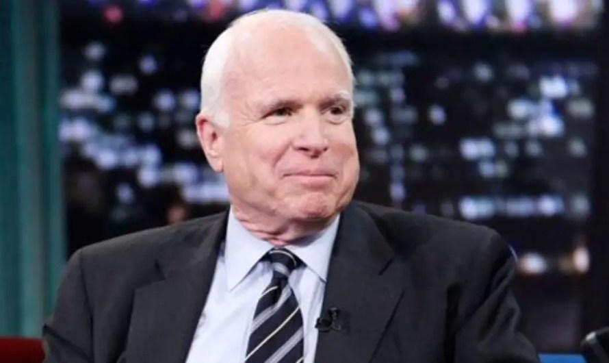 Sen. John McCain Concession speech to Barrack Obama ( video )