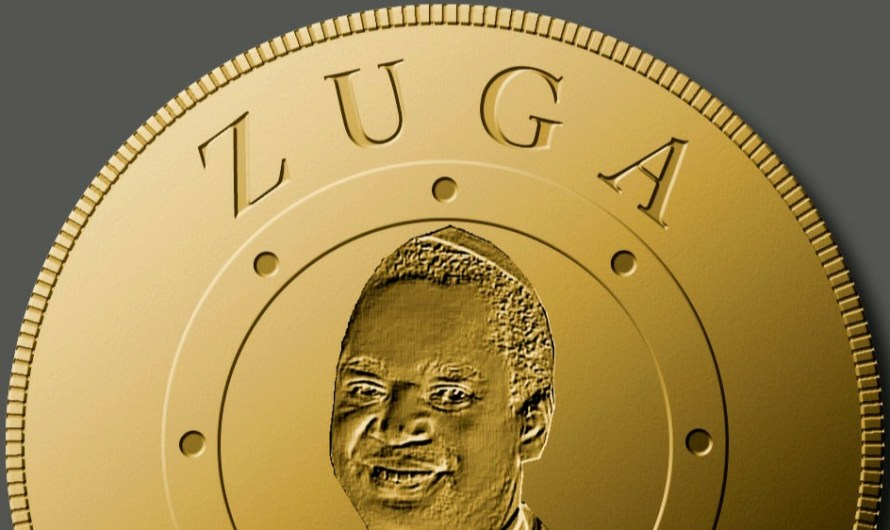Zugacoin = most valuable crypto?