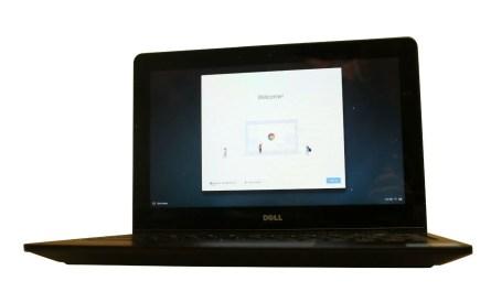 """Dell ChromeBook Intel Celeron 2955U 4GB Ram 16GB SSD WebCam HDMI 11.6"""" HD Screen"""