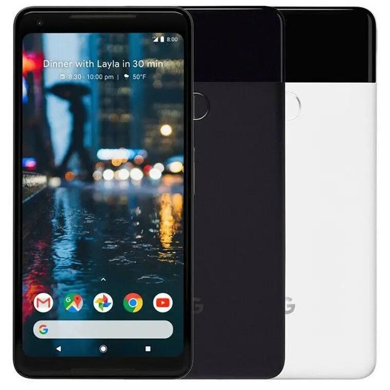 Google Pixel 2 XL 64GB 128GB Verizon 4G Unlocked GSM Smartphone Cell Phone 2XL