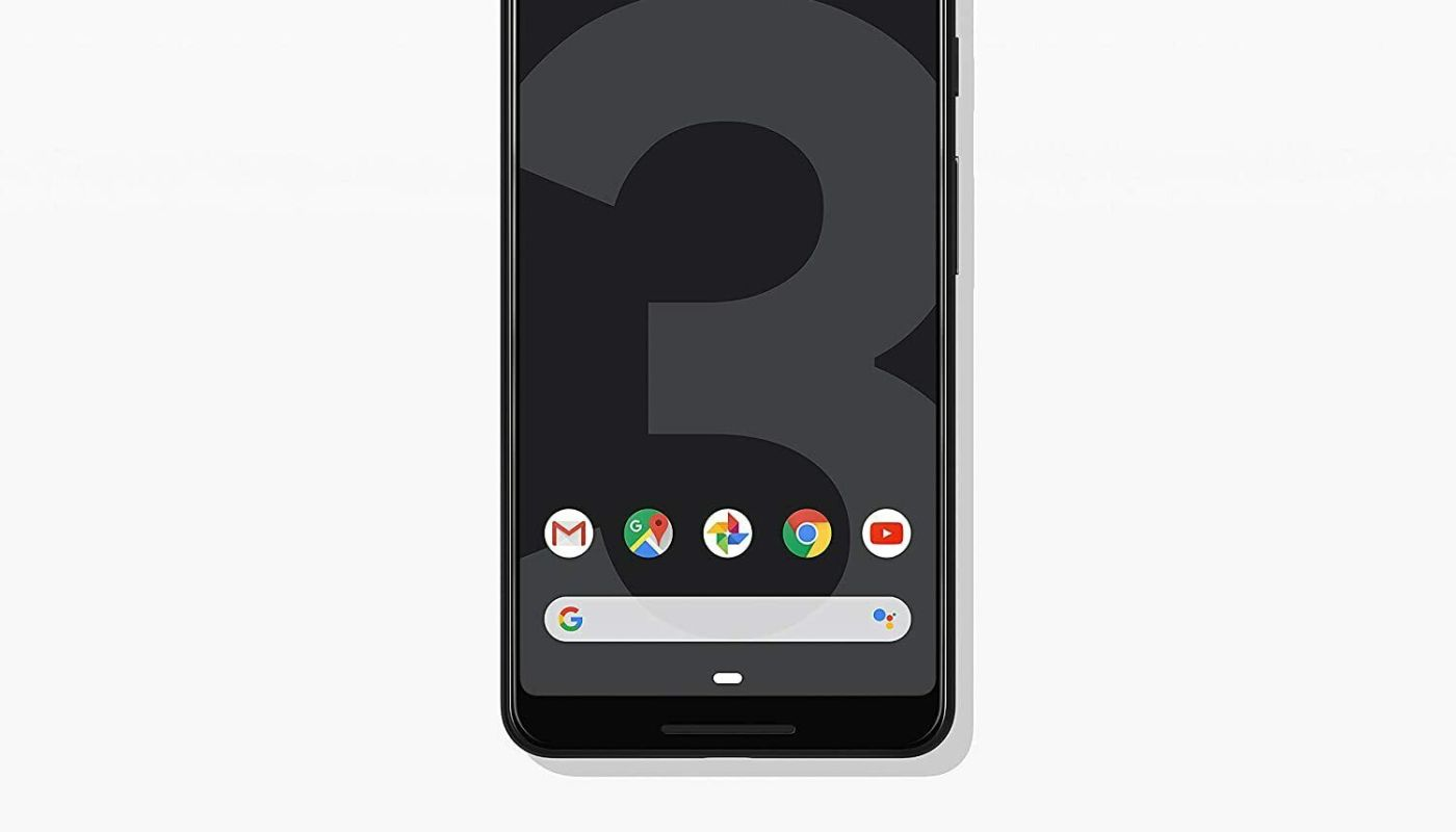 Google - Pixel 3 XL with 128GB Memory Cell Phone (Unlocked) - Just Black