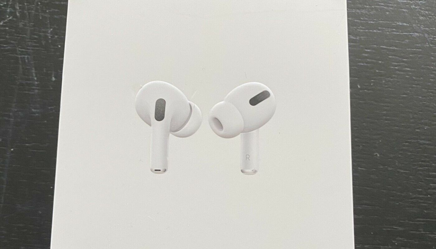 NEW Apple AirPods Pro - White                    Open Box, Never Used.