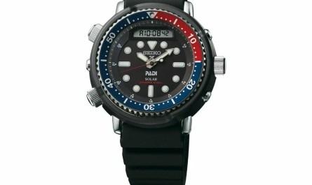 "New Seiko Prospex Solar Hybrid ""Arnie"" Divers 200M Men's Watch SNJ027"