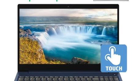 "2021 Lenovo IdeaPad 3 15.6"" Touchscreen Laptop i3-10110U, Upto 20GB RAM&1TB SSD"