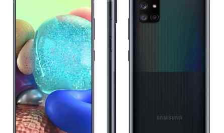 New Samsung Galaxy A71 SM-A716V Verizon 5G UW Prism Black 128GB  Smartphone