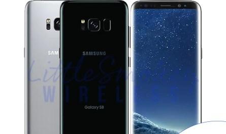 Samsung Galaxy S8 64GB SM-G950U BLACK-GRAY-SILVER UNLOCKED VERIZON ATT TELCEL
