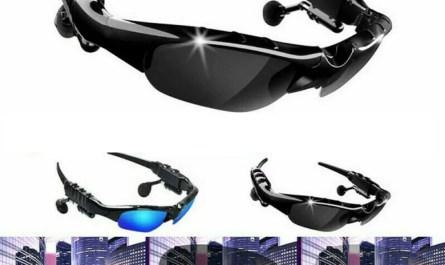 Bluetooth 5.0 Sunglasses Wireless Glass Headphone Stereo Earphone Mic Headset US