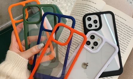 Clear Phone Case For iPhone 12 11 Pro Max XS XR 8 7 Plus Shockproof Bumper Cover