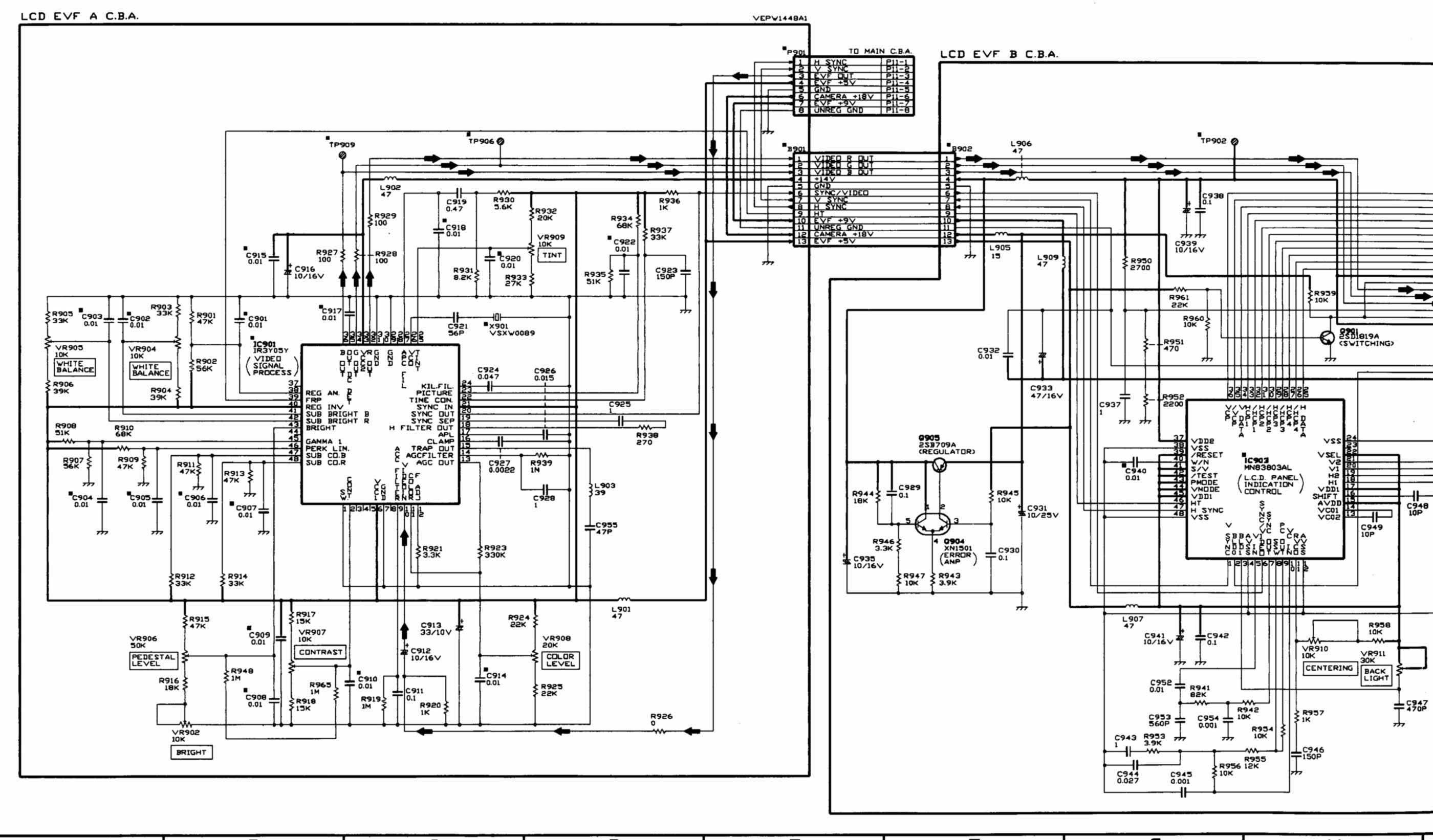 Vfx1 Vga Linkbox Plans