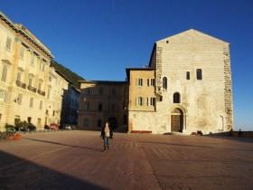 Visite de la ville de Gubbio