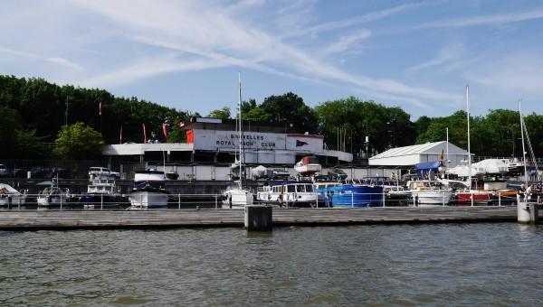 Le Royal Yacht Club de Bruxelles