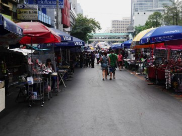 Manifestation Restart Thailand, 2014