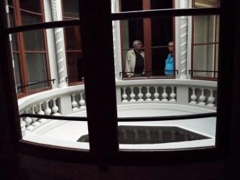 L'intérieur de la Maison de l'Armateur