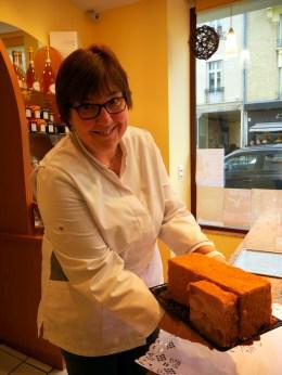 Jambon de Reims, au Gourmet des Halles