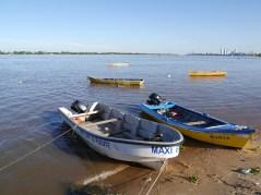 Rio Parana, La Florida Beach, Rosario