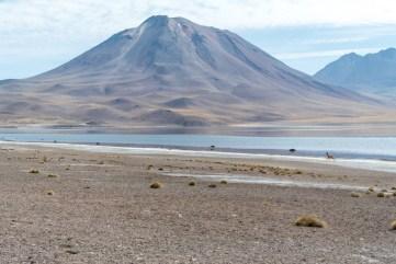 Lagune et volcan Miniques