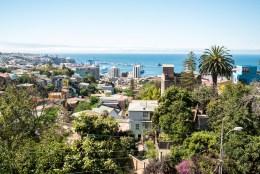 La vue depuis La Sebastiana