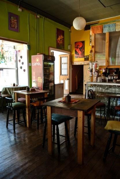 Cafe cultural Frida