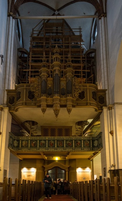 Riga, cathédrale du Dôme