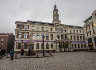 Hôtel de ville de Riga