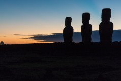 Ahu Tongariki, Rapa Nui / île de Pâques