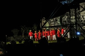 Tapati : compétition de danse