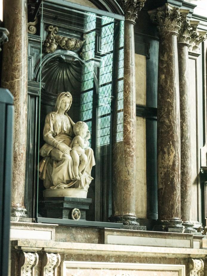 La Madone de Bruges