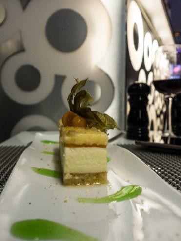 Dessert au Quai