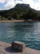 Ancienne piscine d'Uturoa