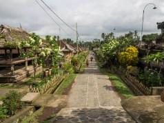Village traditionnel de Penglipuran