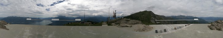 Panorama Cimetta