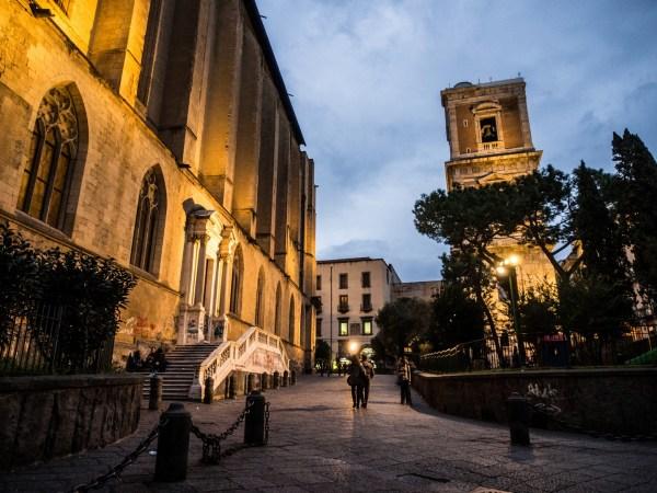 Piazza Gesù Nuovo