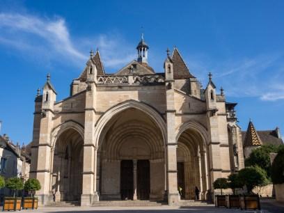 Beaune: Basilique collégiale Notre-Dame