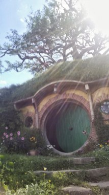 La maison de Bilbo et Frodo