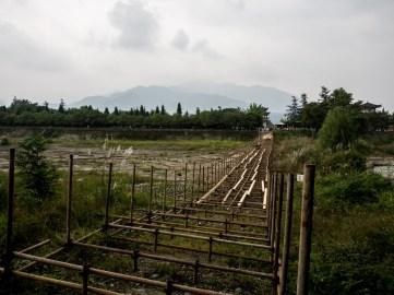 Système d'irrigation de Dudjiangyan