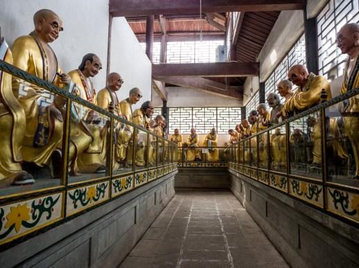 Fuhu Temple, Emeishan