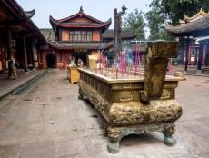 Emeishan, Baoguo Temple