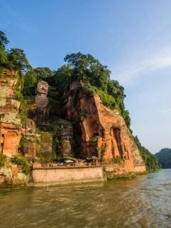 Le Grand Bouddha en bateau