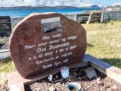 La Tombe de Ove Joensen