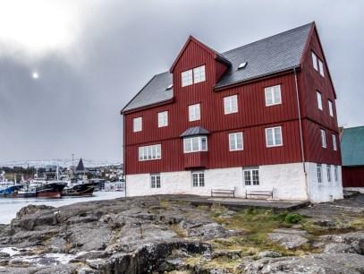 Ancien Løgting à Tórshavn