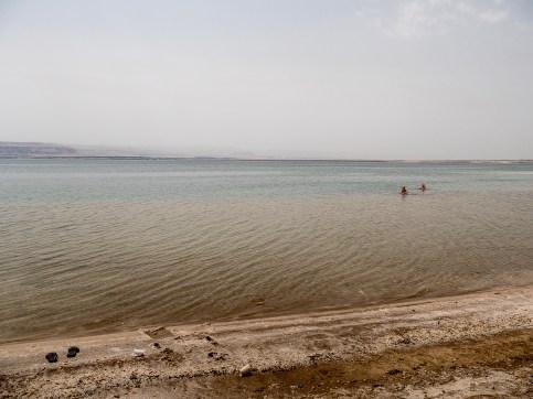 Amman Beach, Mer Morte, Jordanie