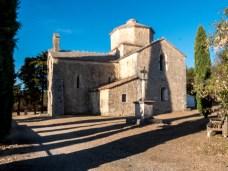 Eglise de romane Larnas